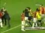 Galatasaray 0 : 0 Fenerbahce Kavga Sahneleri