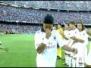 Barcelona Milan maçından Kareler