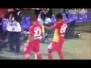 Galatasaray 'lı Futbolcuların Gol Dansı