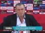 Fatih Terim 'den Türkiye Hollanda Maçı Yorumu