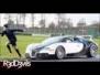 Cristiano Ronaldo 'nun Son model Araba İle Yarışı